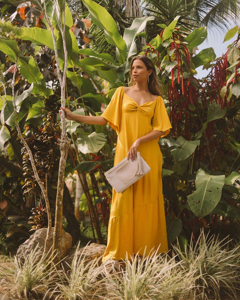 photo-of-woman-wearing-yellow-long-dress-3645369